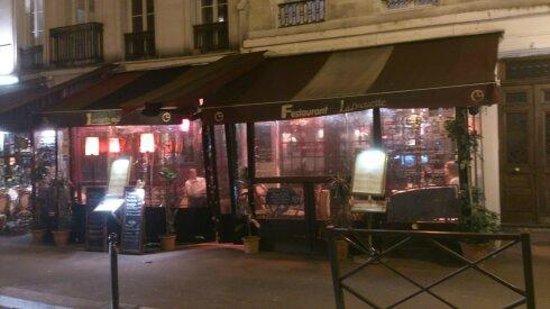 La Brouette 10pm on a Monday night