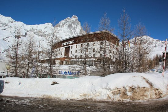 Club Med Cervinia : club med