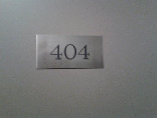 Seton Hotel: Top Room
