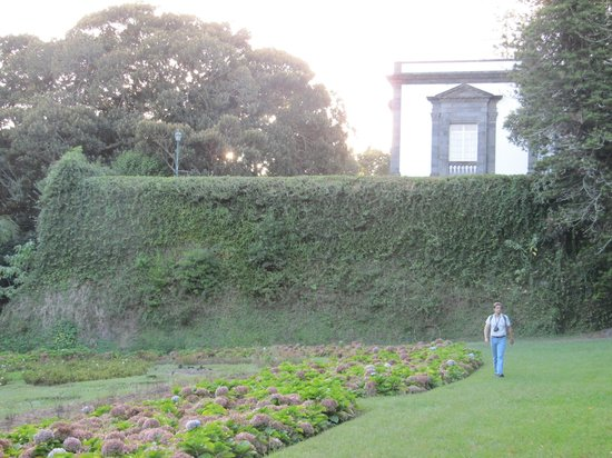 Jose do Canto Botanical Garden: парк