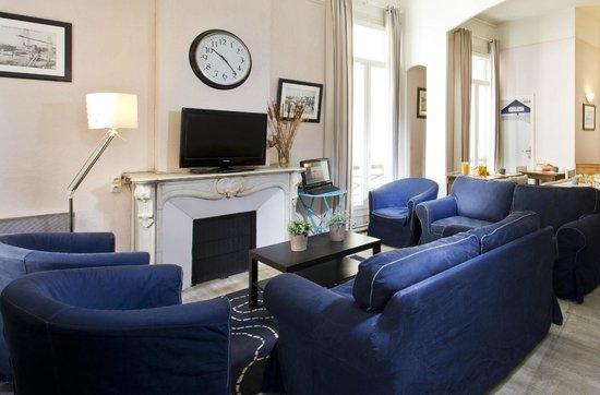 Sylvabelle Hotel: salon