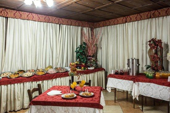 Hotel Zodiaco : Particolare ristorante