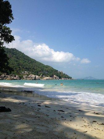Thongtakian Resort : The beach