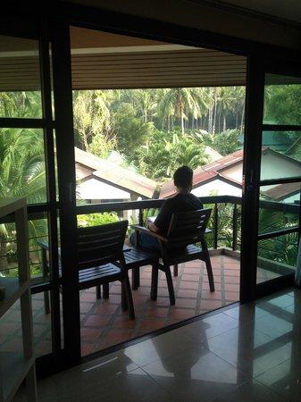 Thongtakian Resort : Incredible view