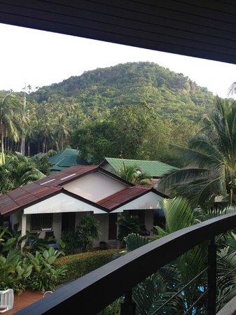 Thongtakian Resort : View from the balcony