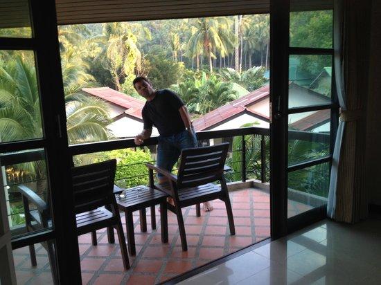 Thongtakian Resort : Our room