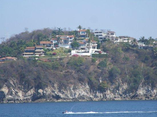 Las Brisas Huatulco: view