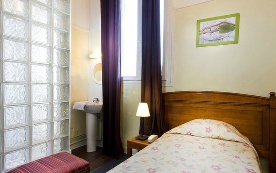 Sylvabelle Hotel : chambre