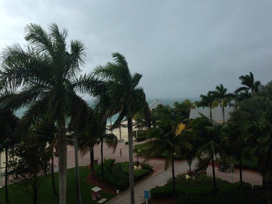 Grand Lucayan, Bahamas : View From Our Balcony - Room 310