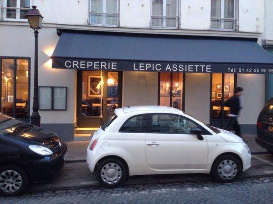 Lepic Assiette: .