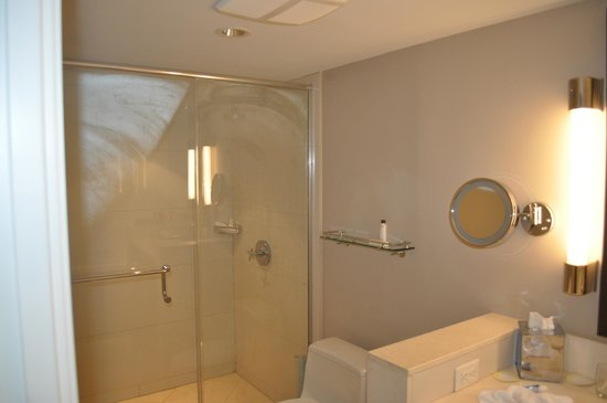 Boca Raton Resort, A Waldorf Astoria Resort: Shower