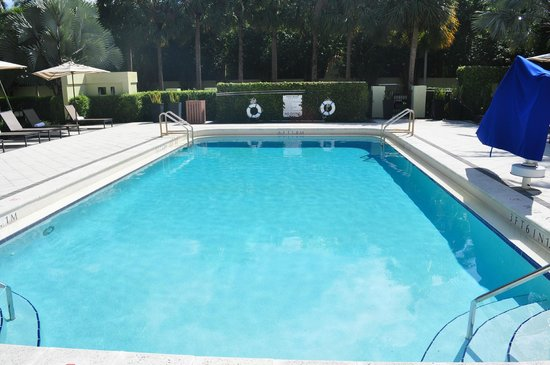 Boca Raton Resort, A Waldorf Astoria Resort: Boca Bungalows pool