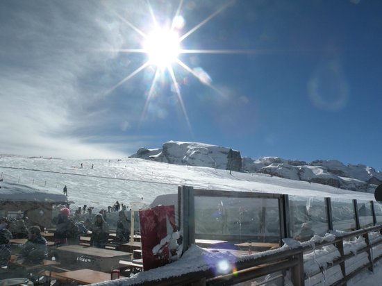 Bar Ristorante Boch: panorama