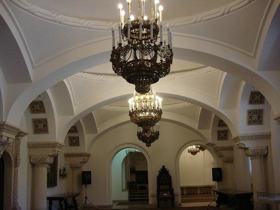 Palacio de Cotroceni: Cotroceni Palace, hallway.