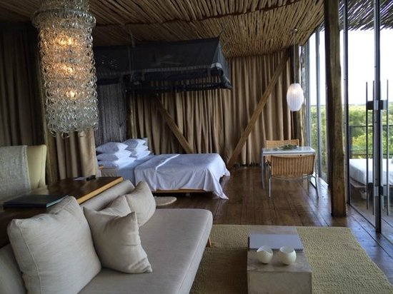 Singita Lebombo Lodge: Villa Four