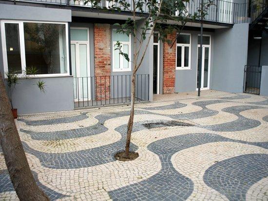 Lisbon Style: Terrace