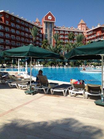 IC Hotels Santai : Открытый бассейн