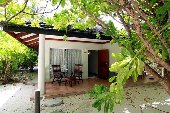Sun Island Resort: моя веранда с видом на океан