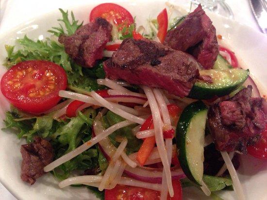 Wagyu: Thai Beef Salad