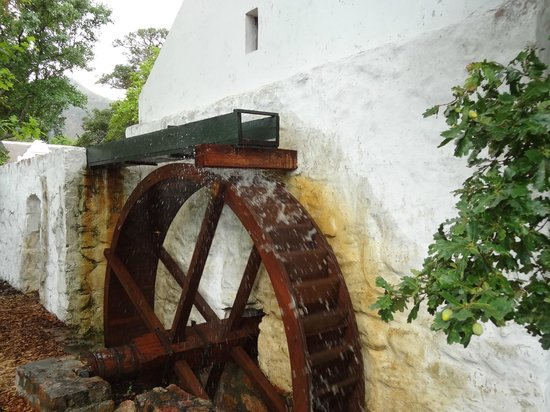 La Motte Wine Estate: Milling bread, the old-fashioned way