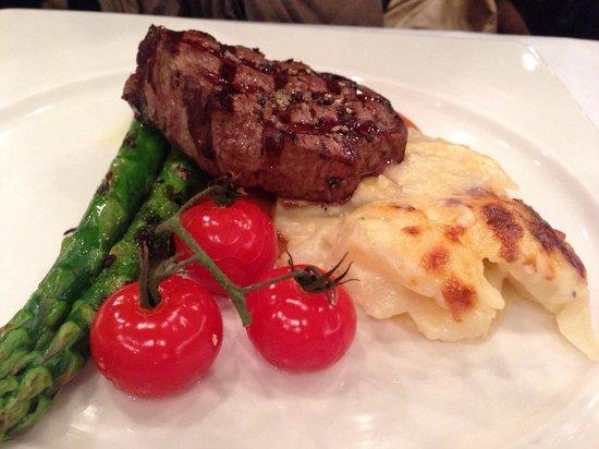 Wagyu: Beef steak