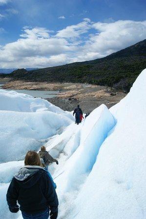 Hielo y Aventura: mini trekking