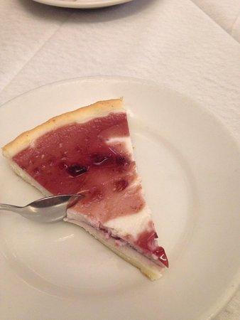 Voglia di Pizza: Gluten free cheesecake