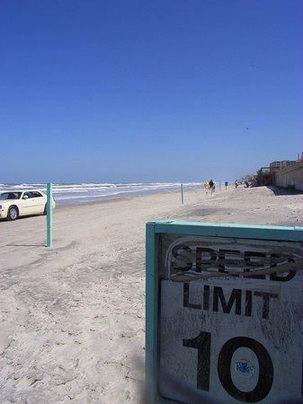 Beach at Daytona Beach: .