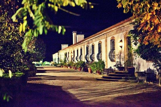 Hotel Rural Casa dos Viscondes da Varzea: Frente Casa