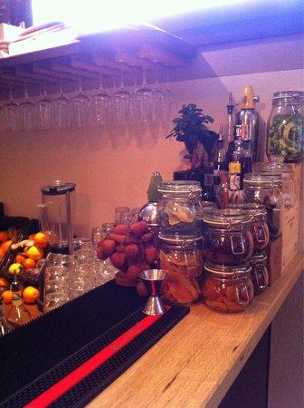 Crudite Gin Bar Restaurant : Buono
