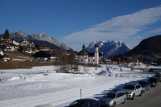 Hotel Haymon: Winterurlaub 2014 in Seefeld