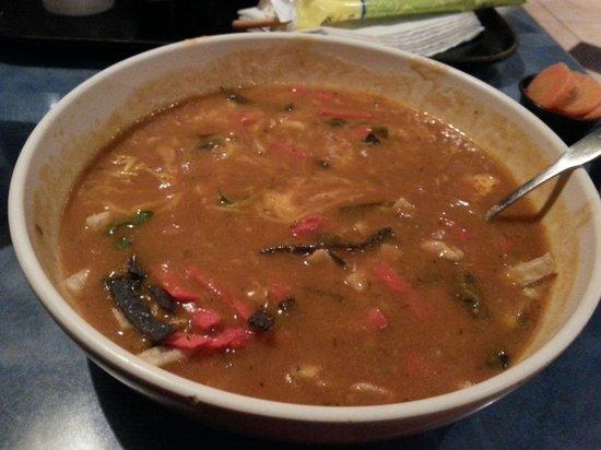 Cafe Express: Chicken Tortilla Soup