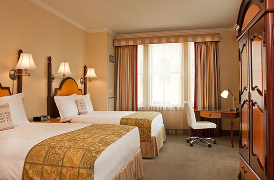 Hotel Providence: Double Bedded Room