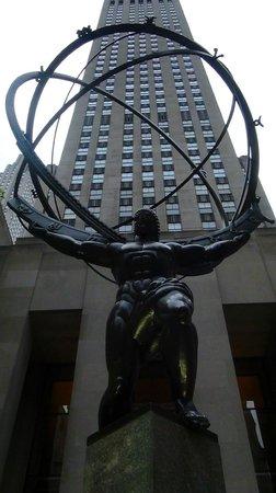 Rockefeller Center: Atlas