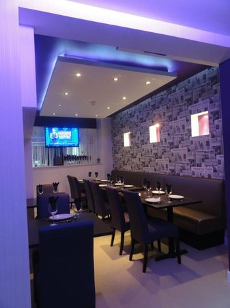 Saffron Lounge Staines - Specialists in Indian Cuisine and Cocktails