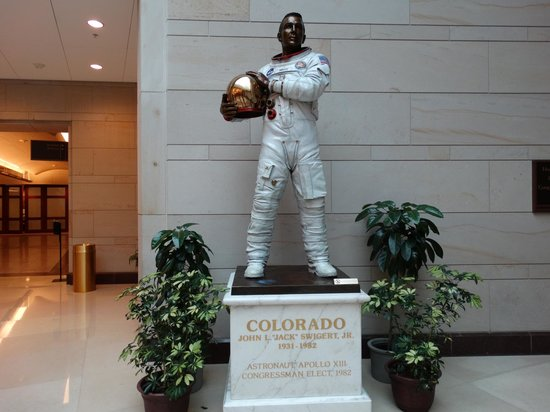 U.S. Capitol: Donated by Colorado
