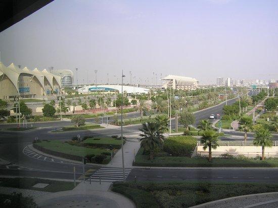 Park Inn by Radisson Abu Dhabi Yas Island: Yas Marina Circuit