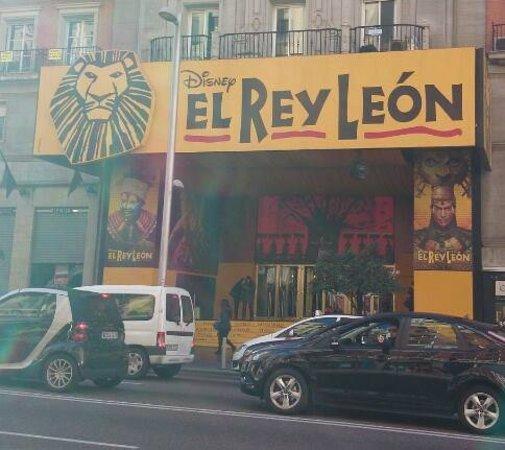 El Rey Leon : Lope de Vega