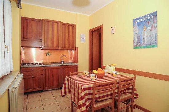 Soggiorno Acquario - Picture of Agriturismo La Mora, Assisi ...