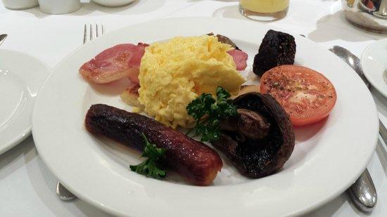 Brooks Hotel: Breakfast