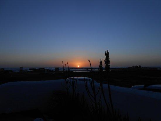 Azzurro Chill Out: La puesta del sol