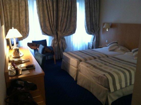 Atlantic Hotel: 2х местный номер