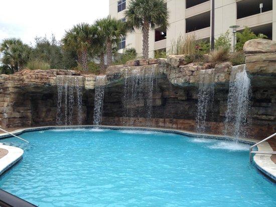 Hyatt Regency Orlando: Grotto Pool