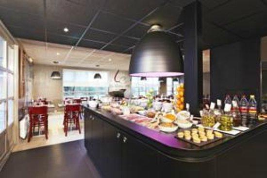 Campanile Orléans Sud - La Source : restaurant