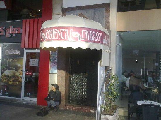 Cabaret Embassy