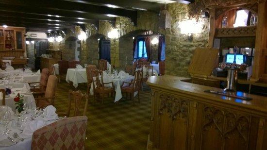 BEST WESTERN Derwent Manor : dinning room