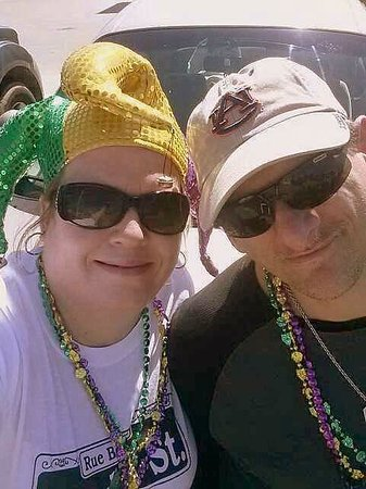 La Quinta Inn New Orleans Slidell : Kick off of Mardi Gra 2014