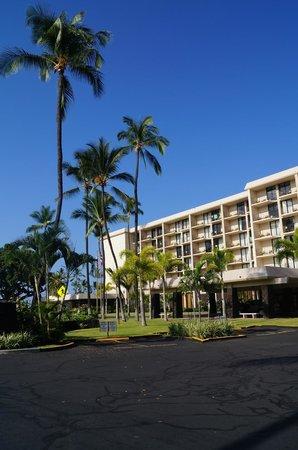 Courtyard King Kamehameha's Kona Beach Hotel: Eingangsbereich
