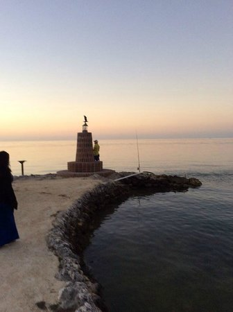 Blackfin Resort and Marina: Lighthouse