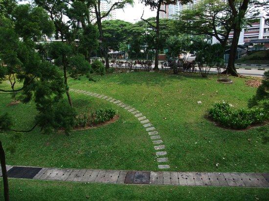 Lotus Hostel: Garden View